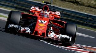 Charles logró su primera victoria y se quedó con el Gran Premio de Bélgica