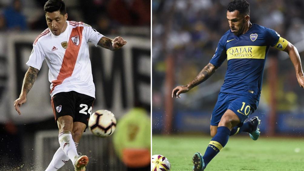 River y Boca inician una serie de tres enfrentamientos claves