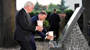 Europa y EEUU se reúnen por el aniversario de la Segunda Guerra Mundial