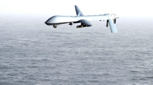 Ante las tensiones con Irán, analizan desplegar drones en el Golfo Pérsico