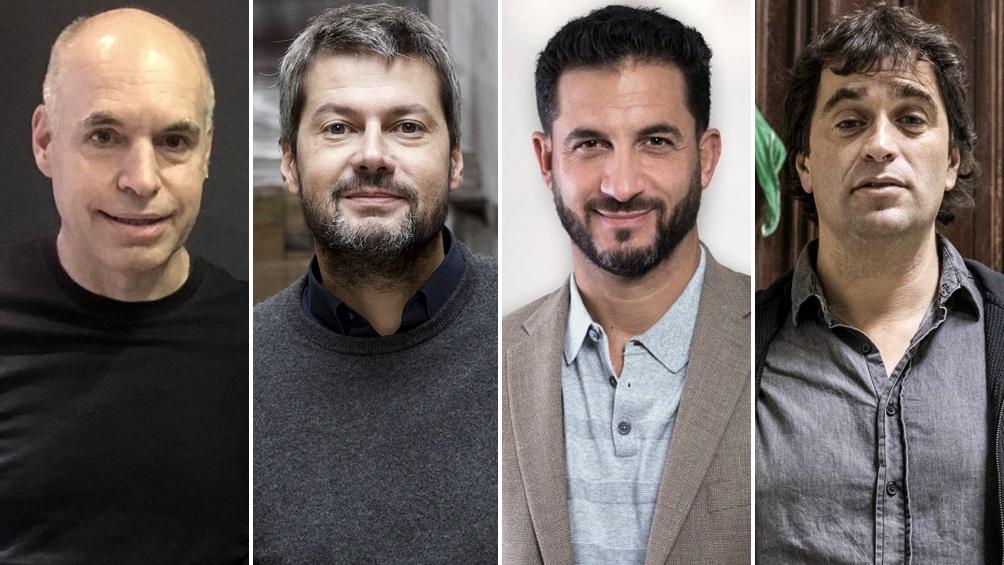 Elecciones, Ciudad: Larreta y Lammens tuvieron el cruce más caliente del debate