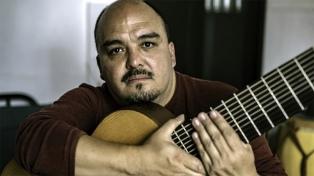 """Desde la guitarra cuyana, Martín Castro se presenta como un """"Orfebre del silencio"""""""