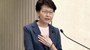 Lam anuncia el inicio de un diálogo con los ciudadanos para cerrar la crisis