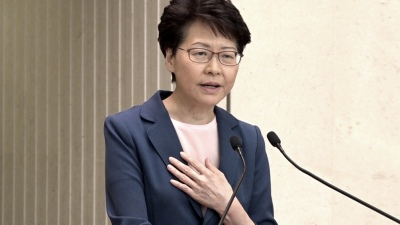 La gobernadora retira el polémico proyecto de ley de extradición a China