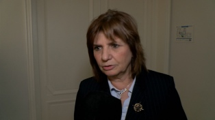 """La ministra Bullrich calificó como """"mafioso"""" el ataque contra el jefe de la Policía"""