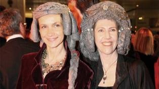 Con una cena renacentista, recaudaron 9 millones de pesos para el Bellas Artes