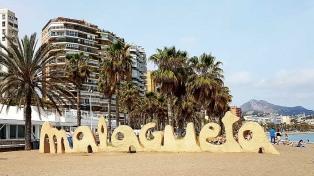 Andalucía es el tercer destino preferido por los argentinos que visitan España