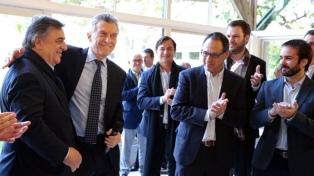 """Macri detalló a los diputados oficialistas que """"la prioridad es estabilizar la economía"""""""