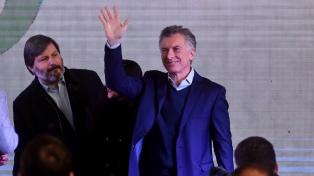 Macri dice que tiene energía para ir al balotaje y que hay diálogo permanente con Alberto Fernández