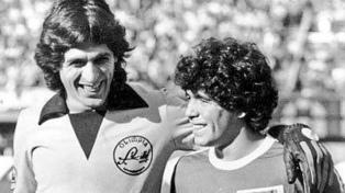 """Fillol a Diego: """"Te deseo lo mejor en tu regreso"""""""