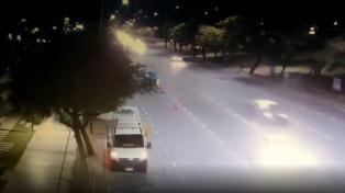 Tras diez días, se despertó del coma el inspector de tránsito atropellado por Veppo