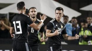"""La Argentina cierra su gira por los Estados Unidos ante México de """"Tata"""" Martino"""