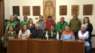 """ATE y la CTA Autónoma reclamaron """"un plan económico que esté en las antípodas del FMI"""""""
