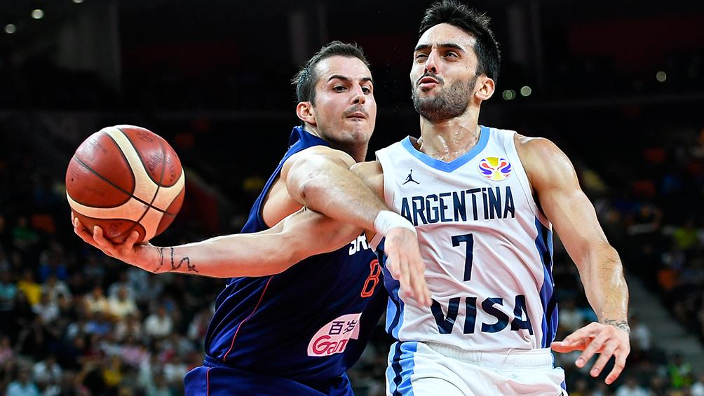Argentina alcanzó su cuarta semifinal de la historia de los mundiales de básquet