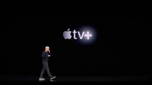 La plataforma de streaming Apple TV+ se lanza el 1 de noviembre con cuatro series