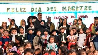 Urtubey lanzó el Plan Alimentario Salteño, y refuerza la provisión de comida en escuelas y comedores