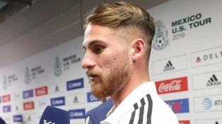 """Mac Allister consideró """"positivo"""" su inicio con la camiseta de Argentina"""