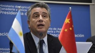 Etchevehere encabezará una misión oficial a China