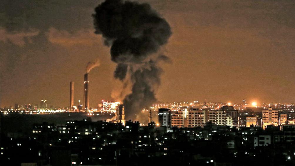 Nuevo intercambio de fuego entre Israel y Gaza luego de tres días de calma