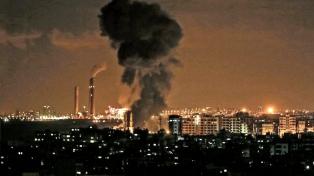 El Ejército vuelve a bombardear Gaza y aumenta la tensión con Hamas