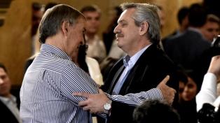 """Alberto Fernández criticó a Schiaretti: """"Piensa que da lo mismo cualquier país"""""""