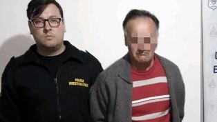 """La madre de Navila: el detenido la """"acosaba"""" y lo tildó de """"basura y abusador"""""""