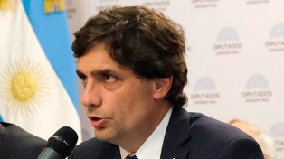 """Lacunza afirmó que, superada la instancia electoral, """"volveremos al crecimiento"""""""