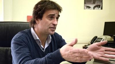 Larreta recibió a su competidor del FIT, que criticó varias cuestiones sociales - Télam