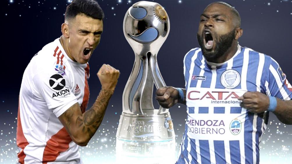 River va por el pase a cuartos de final ante Godoy Cruz de Mendoza