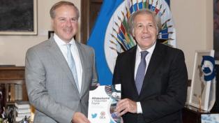 La OEA y Twitter lanzan una Guía de Alfabetismo y Seguridad Digital