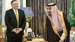 Arabia Saudita y EE.UU. se unieron para culpar a Irán del ataque a la refinería de petróleo