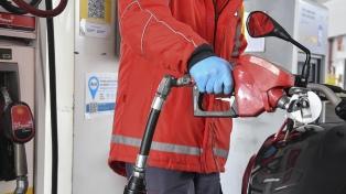 Ya rige el aumento del 5% en los combustibles