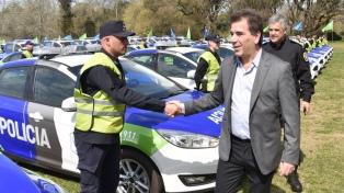 """Para Ritondo, la policía bonaerense """"es mejor ahora"""" que la que había en 2015"""