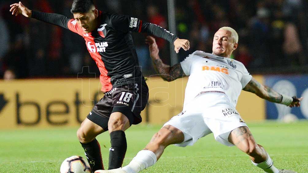 El plantel de Colón viaja a Brasil para jugar la semifinal ante el Mineiro