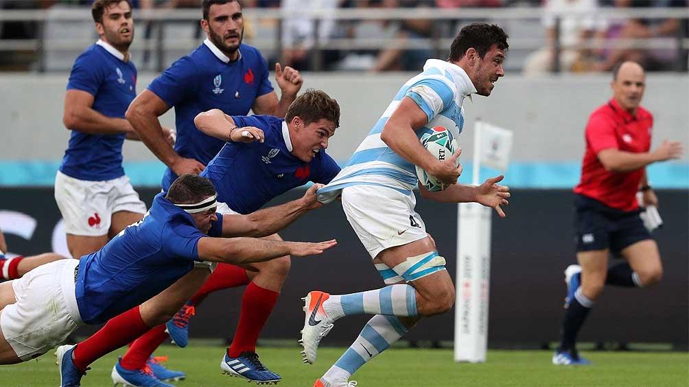 El triunfo de Francia sobre Tonga eliminó a Los Pumas