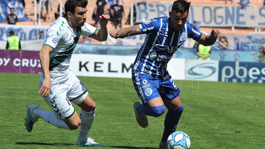 Banfield consigue la recuperación en Mendoza al vencer 2-0 a Godoy Cruz