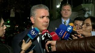 La oposición amenazó con denunciar a Duque ante la CPI por la muerte de menores