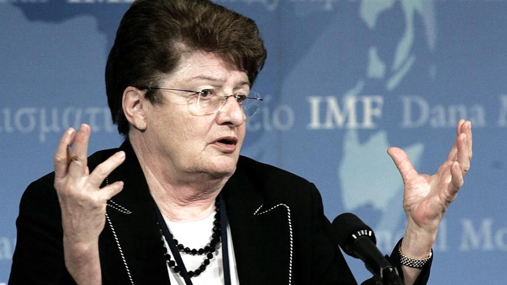 Anne Krueger: la Argentina necesita