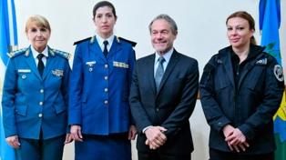 Por primera vez la plana mayor del Servicio Penitenciario tendrá primacía de mujeres