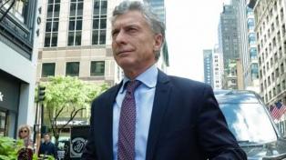 Reunión en Nueva York entre Macri y con el director interino del FMI, David Lipton