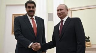 Rusia estudia enviar una misión económica permanente a Venezuela