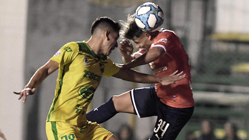 Independiente busca el pase a cuartos ante Defensa y Justicia