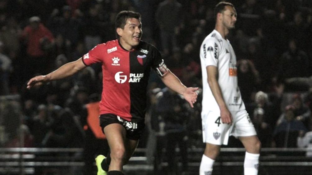 Colón busca hacer historia ante Atlético Mineiro y ser finalista