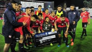 Independiente ganó y logró el pase a cuartos de final