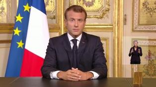 Macron combina la firmeza y la flexibilidad para desactivar la huelga