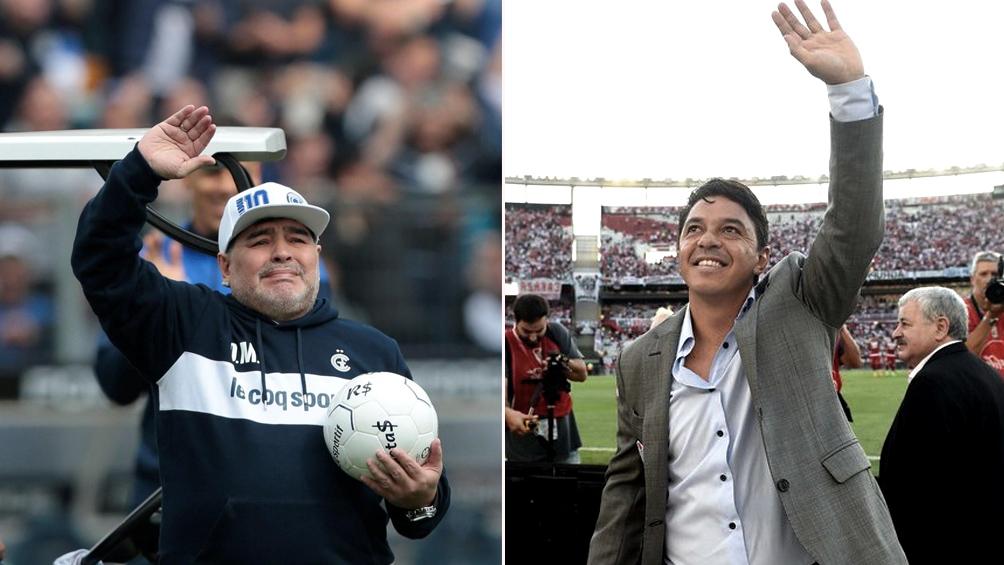Los suplentes de River visitan al Gimnasia de Maradona en La Plata