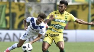 Vélez perdió en Liniers ante Defensa y Justicia por 1 a 0
