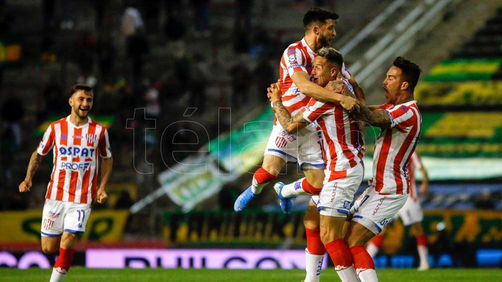 Unión visita al Mineiro para definir su pase de ronda