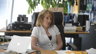 """Carolina Cosse: """"En esta elección los uruguayos decidimos cómo nos enfrentamos al futuro"""""""