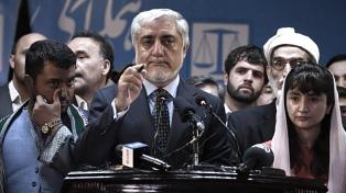 Abdullah Abdullah proclama su victoria en las elecciones afganas de manera anticipada
